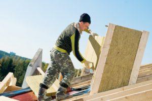 L'isolation des murs par l'extérieur à l'aide de fibre de bois