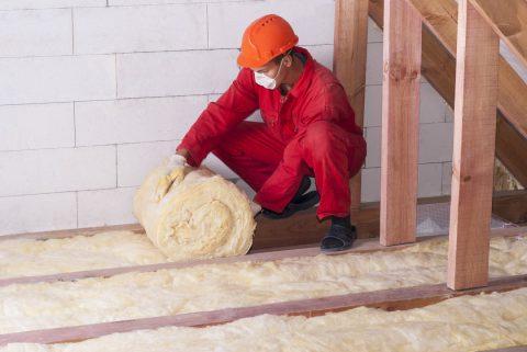 Isoler sa sous-toiture avec de la laine de coton