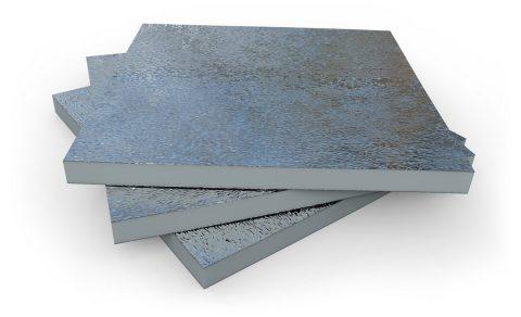 plaques de verre cellulaire