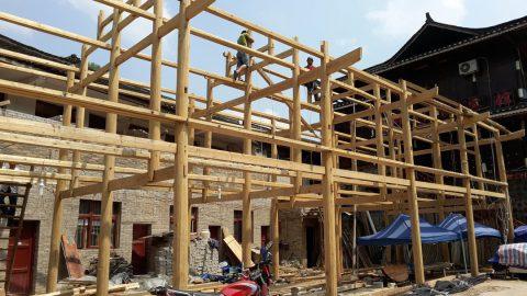 Les constructions à ossature bois