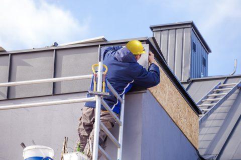 Bâtiments professionnels et isolation extérieure