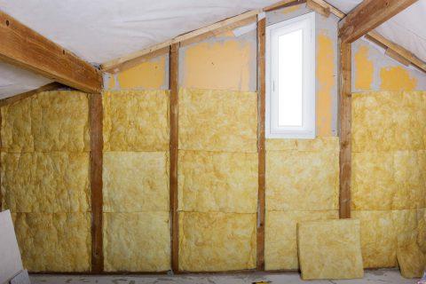 L'isolation des murs