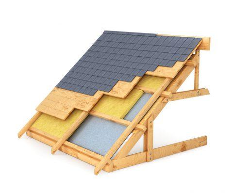 Les différentes techniques pour isoler sa toiture